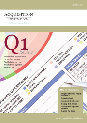 Acquisitions International magazine 2011 Q1 Review edition includes feature interview with Conduit Consulting founder and Managing Director Jillian Alexander about achieving post-acquisition integration
