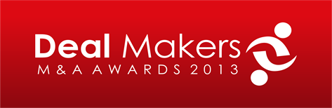 DealMaker Monthly recognizes Conduit Consulting as DealMakers M&A Awards 2013 - WINNER - Post Acquisition Firm of the Year